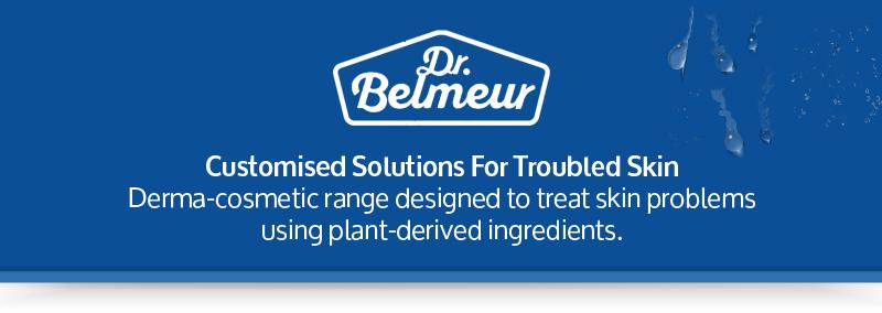 Dr Belmeur Series Tab Banner