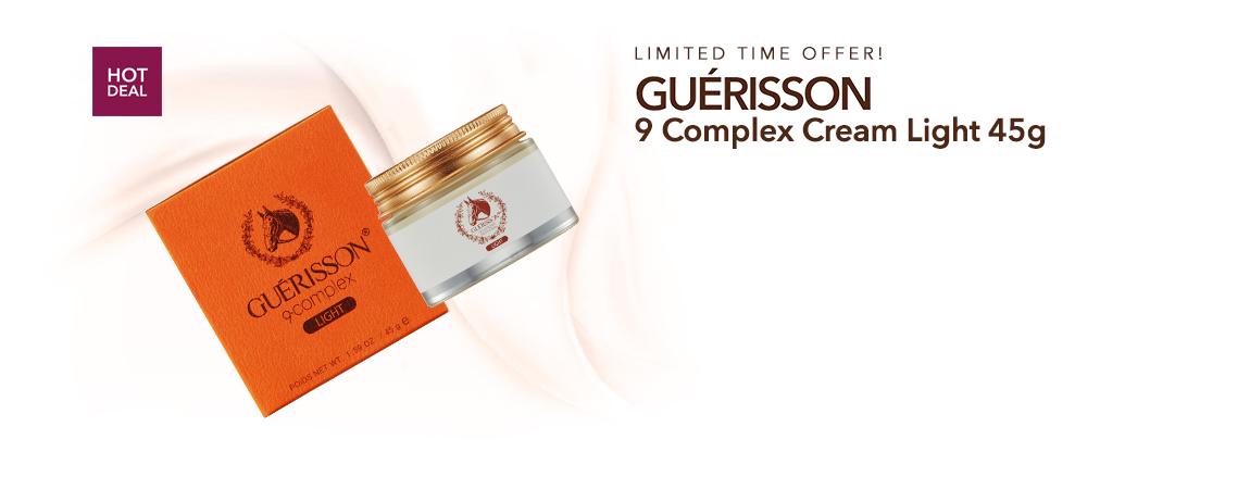 guerisson-complex-product-banner