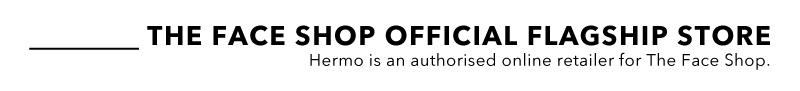 The Face Shop Flagship - Home Banner Description