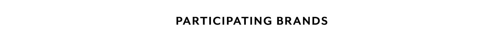 AP participating brands title banner Xmas 18