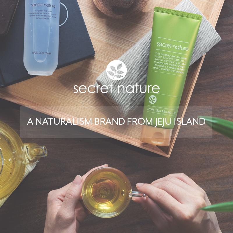 Aug 2018: secret nature Default Flagship Banner