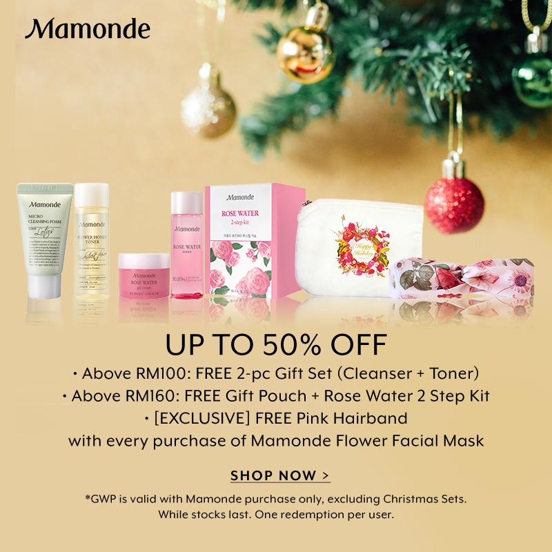 Dec 18: Mamonde
