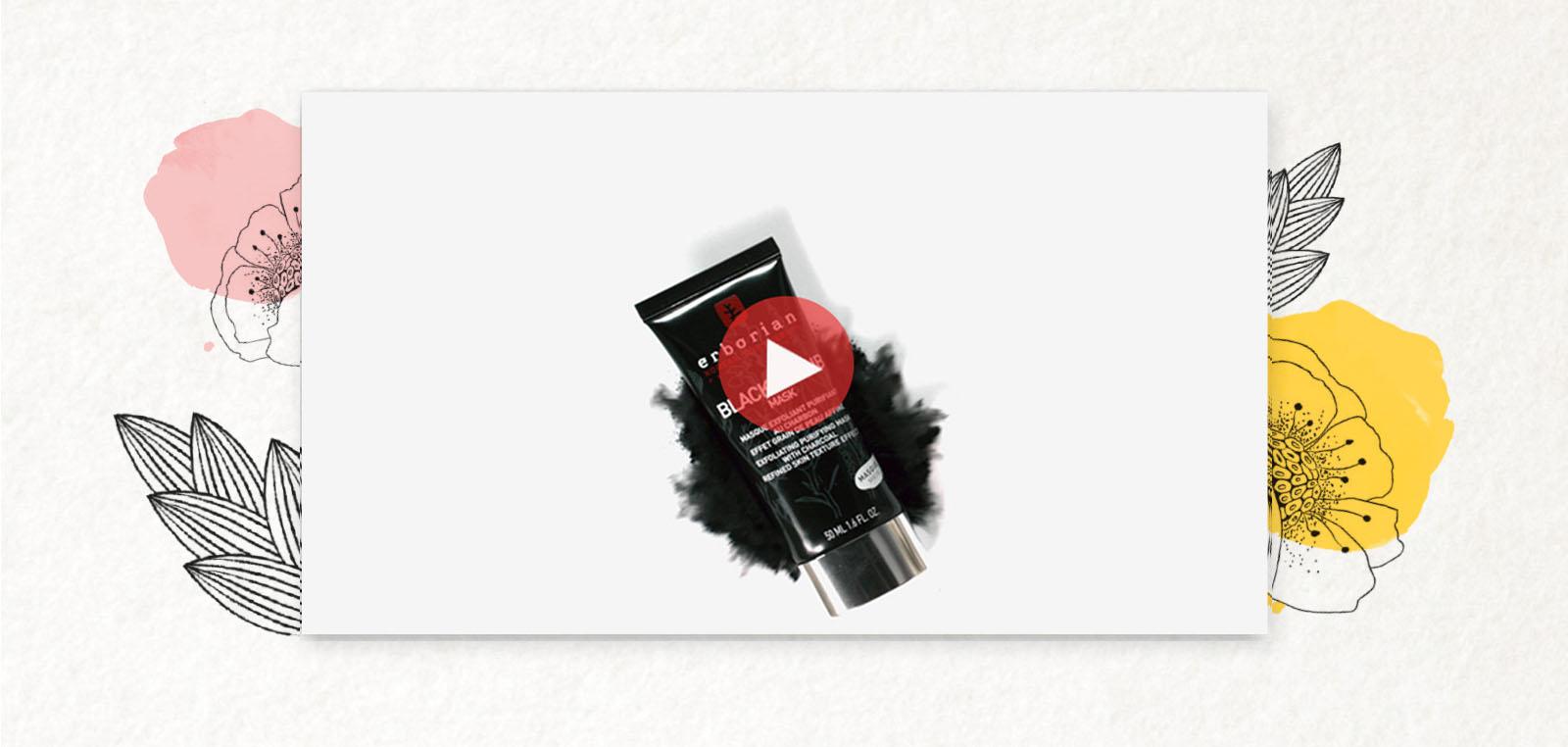 Erborian Video 3 ( CHarcoal )