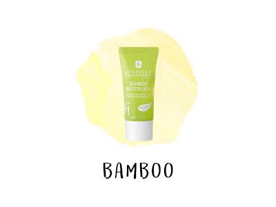 Erborian Zone Menu ( Bamboo Button)