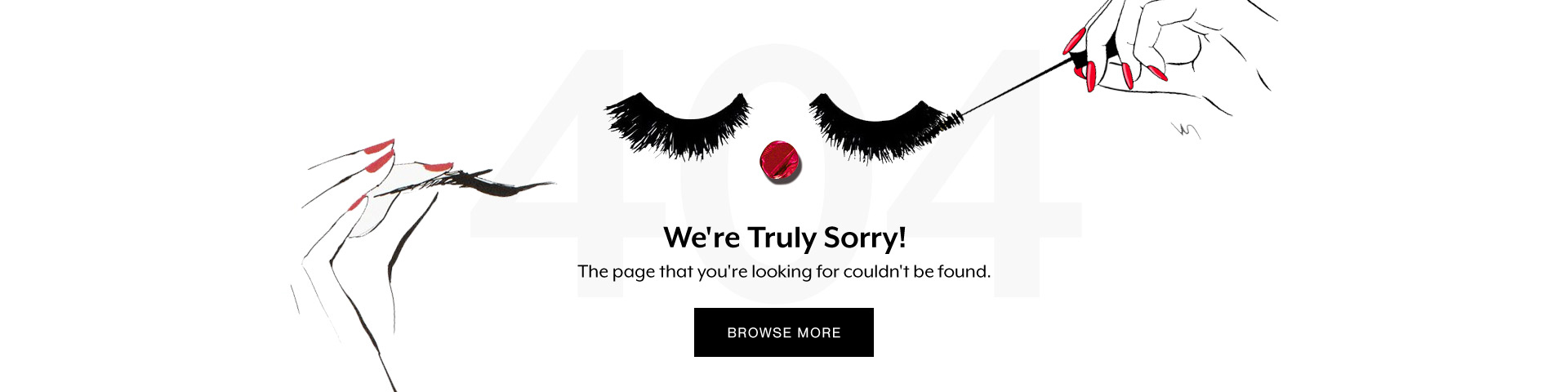 Error Page - Page Not Found