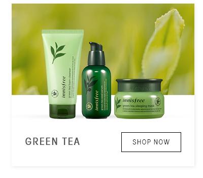 Innisfree Category Green Tea
