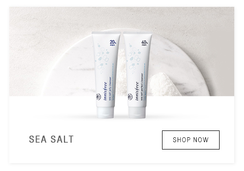 Innisfree Category - Sea Salt