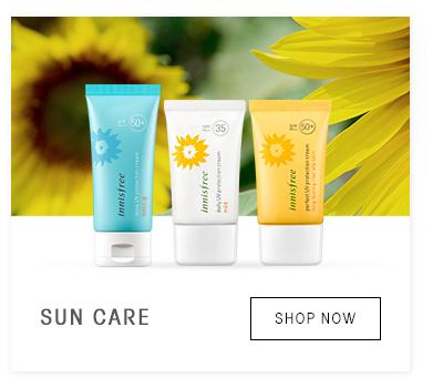 Innisfree Category - Sun Care