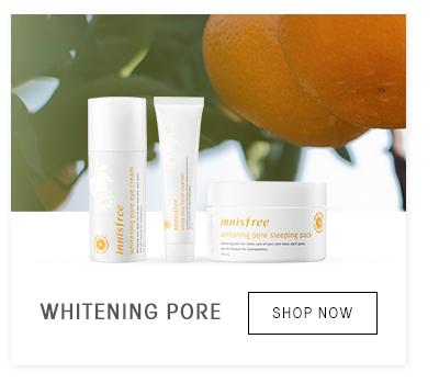Innisfree Category - Whitening Pore