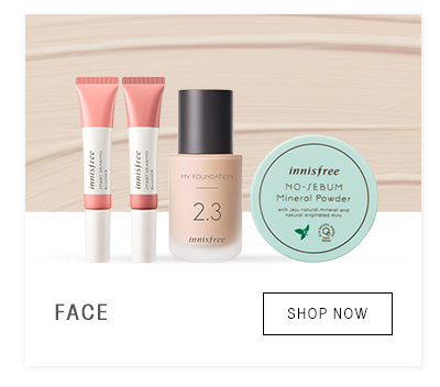 Innisfree - Makeup - Face