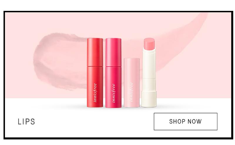 Innisfree - Makeup - Lips