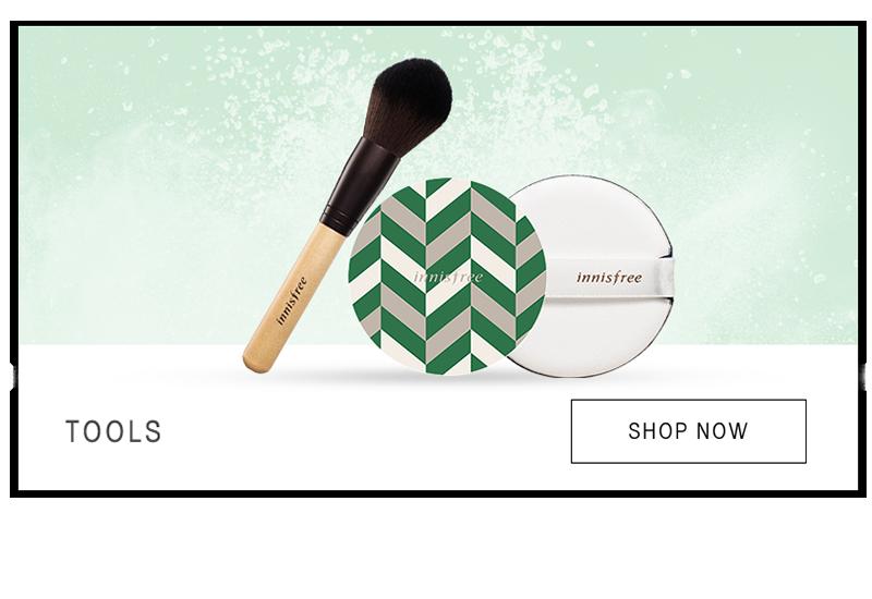 Innisfree - Makeup - Tools