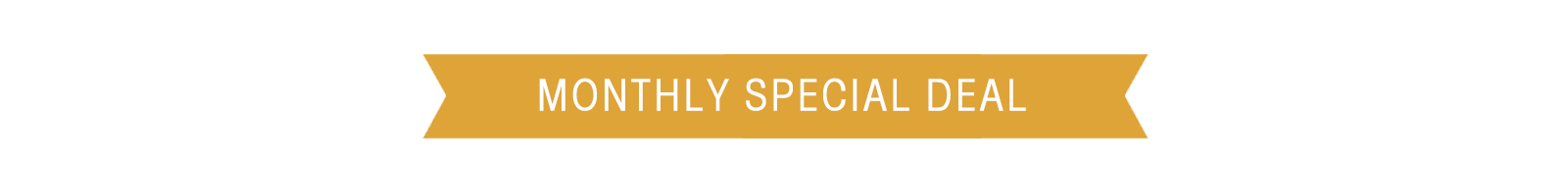 Innisfree Monthly Special Deal Title