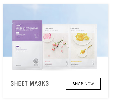 Innisfree - Sheet Mask