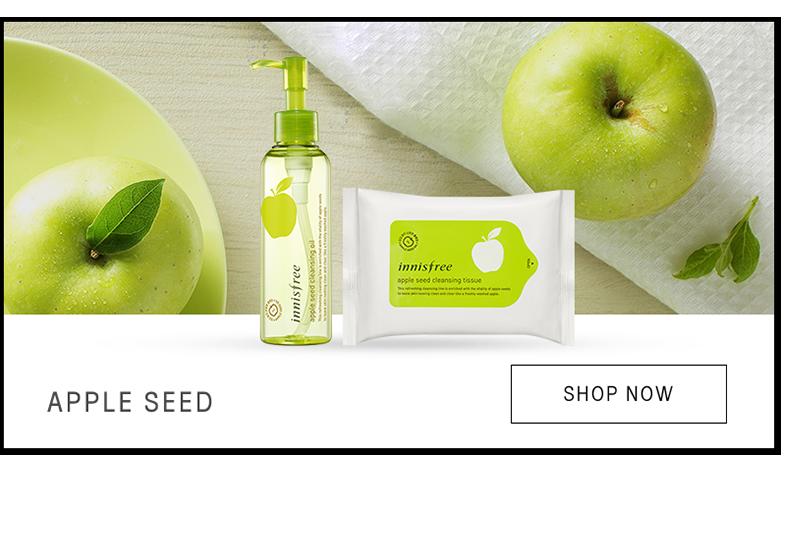 Innisfree Skin Care - Apple Seed