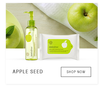 Innisfree Skin Care - Apple Seed