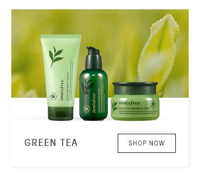 Innisfree Skin Care - Green Tea