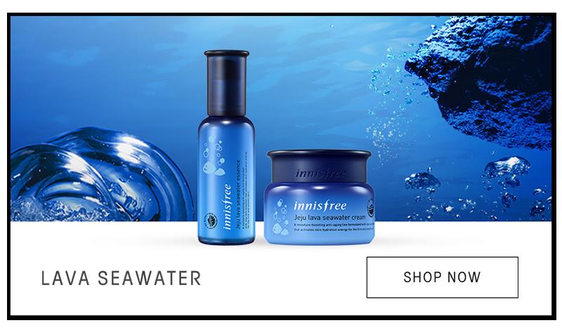 Innisfree Skin Care - Lava Seawater