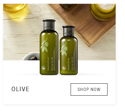 Innisfree Skin Care - Olive