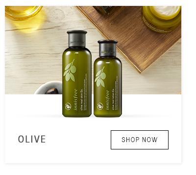 Innisfree Skin Care - Olive