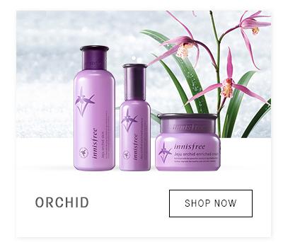 Innisfree Skin Care - Orchid