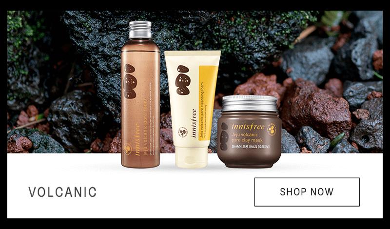 Innisfree Skin Care - Volcanic