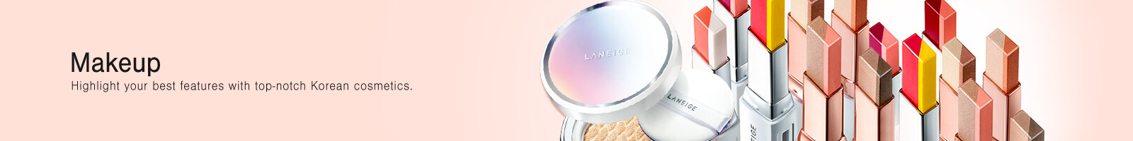 Laneige Flagship Makeup Series