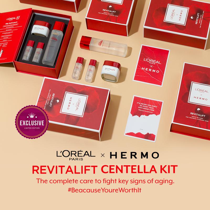 L'Oreal Paris Revitalift Kit