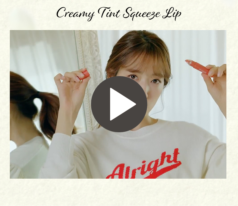 Mamonde Flagship Video - Creamy Tint Squeeze Lip