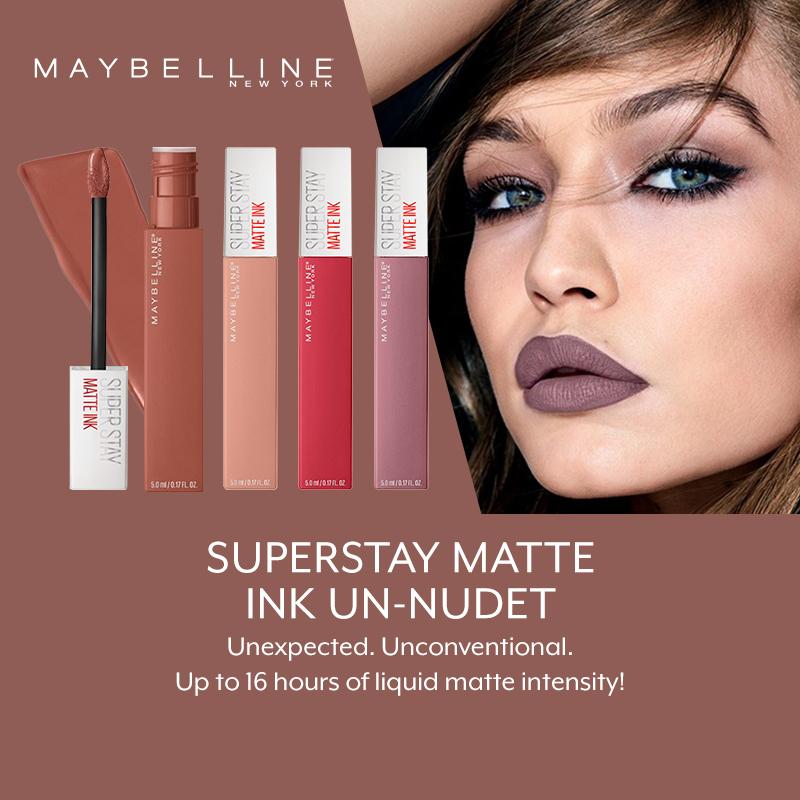 Maybelline Superstay Un-nude