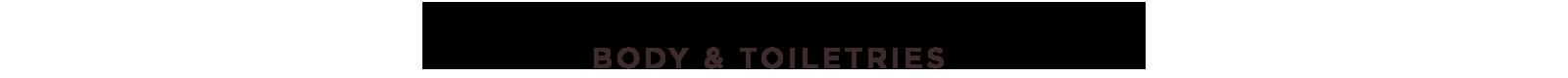 Melvita Body & Toiletries Title