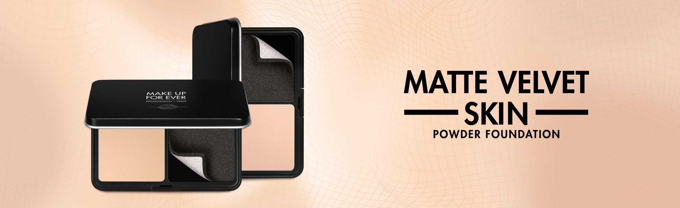 MUFE Matte Velvet Skin