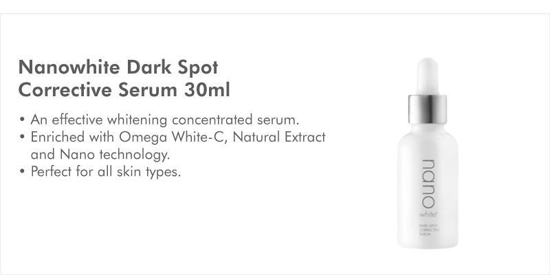 Nanowhite Dark Spot Corrective Serum