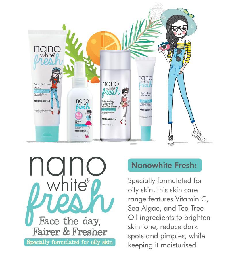 Nanowhite Fresh