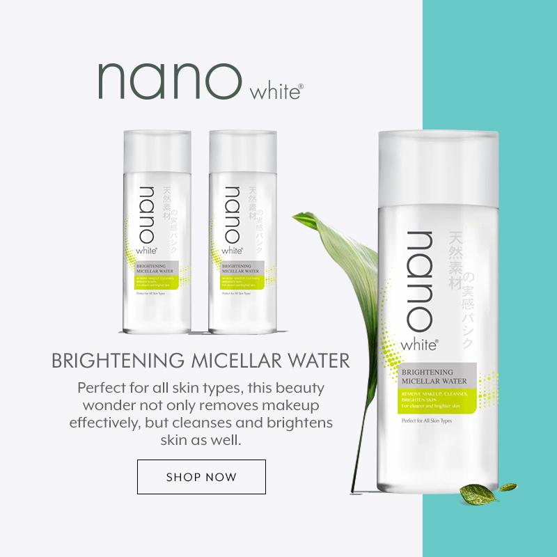 Nanowhite Brightening Micellar Water