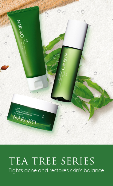 Naruko Flagship - Category - Tea Tree Series