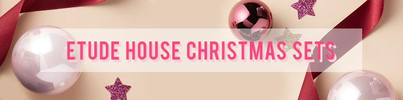 Nov 2018: Etude House Christmas Set