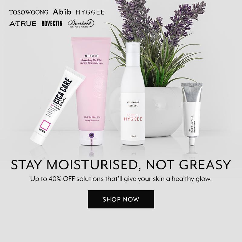 Nov 2018: Stay Moisture (HG)