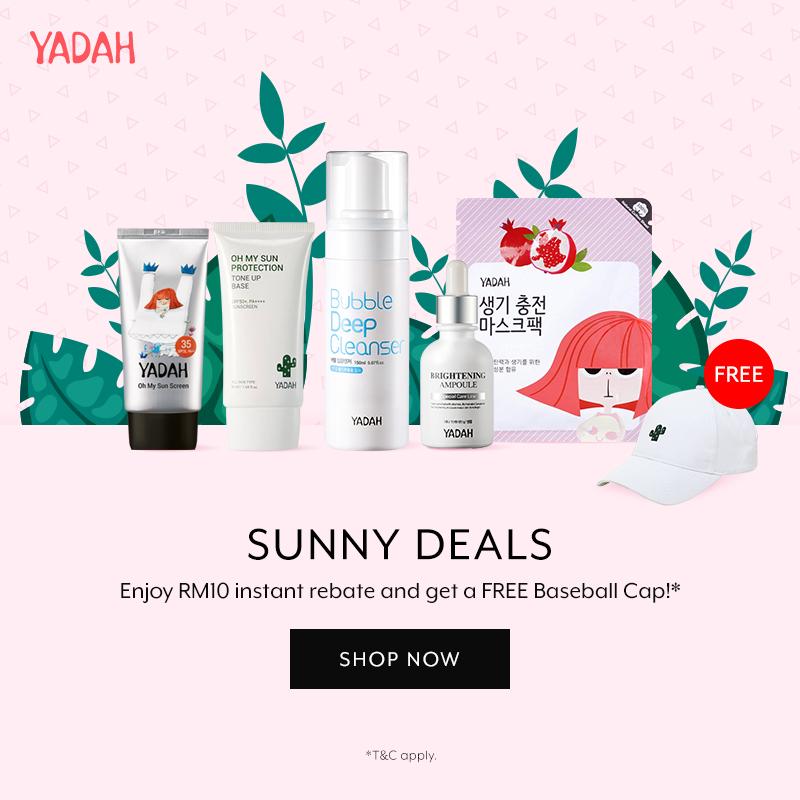 Nov 2018: Yadha Sunscreen Rewards