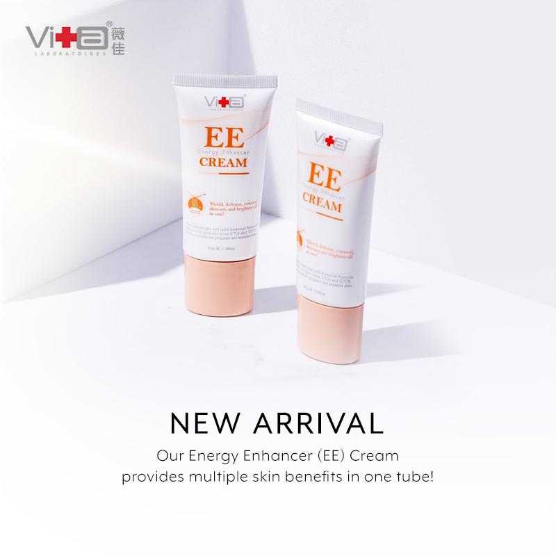 Oct 2018: Swissvita EE Cream