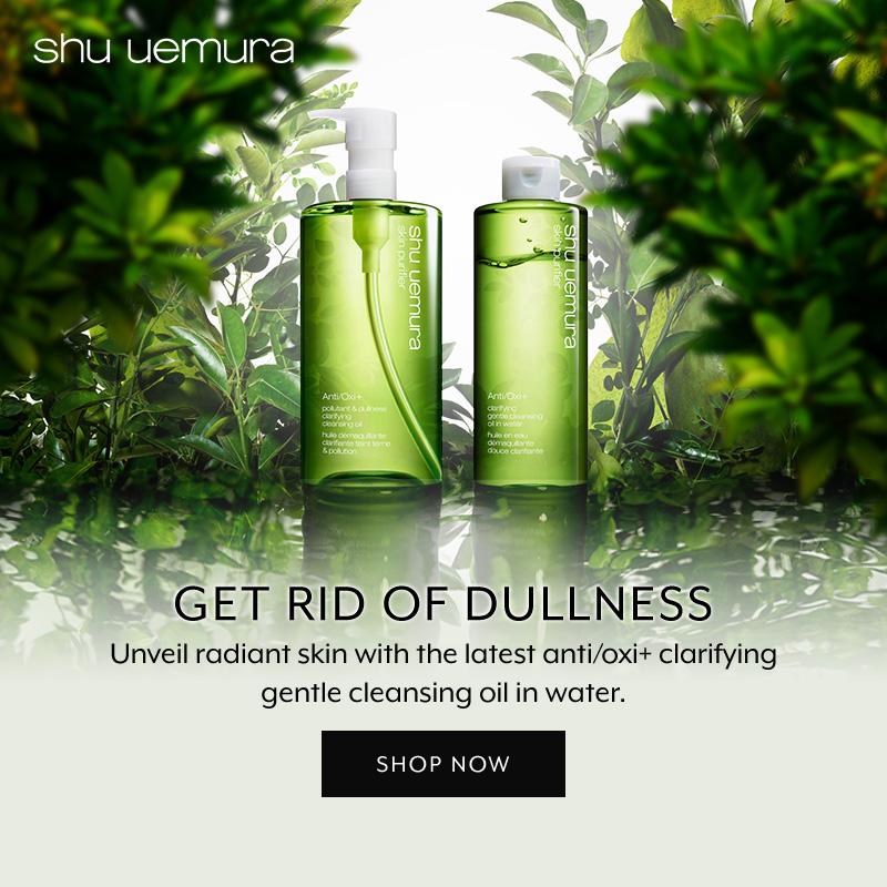 Shu Uemura Anti/Oxi+ Cleansing Oil in Water
