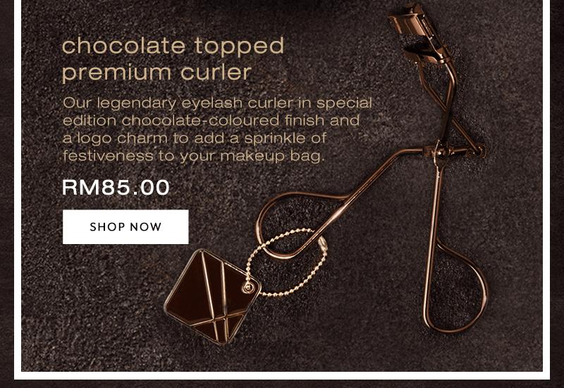Shu uemura x La Maison Du Chocolat Edition Eyelash Curler