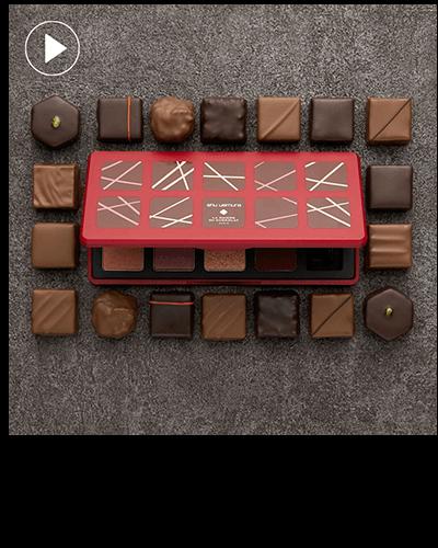 Shu uemura x La Maison Du Chocolat Edition Video 4