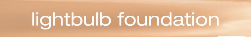 shu uemura lightbulb foundation title banner