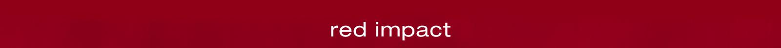 Shu uemura REDS #RD163 Red Impact
