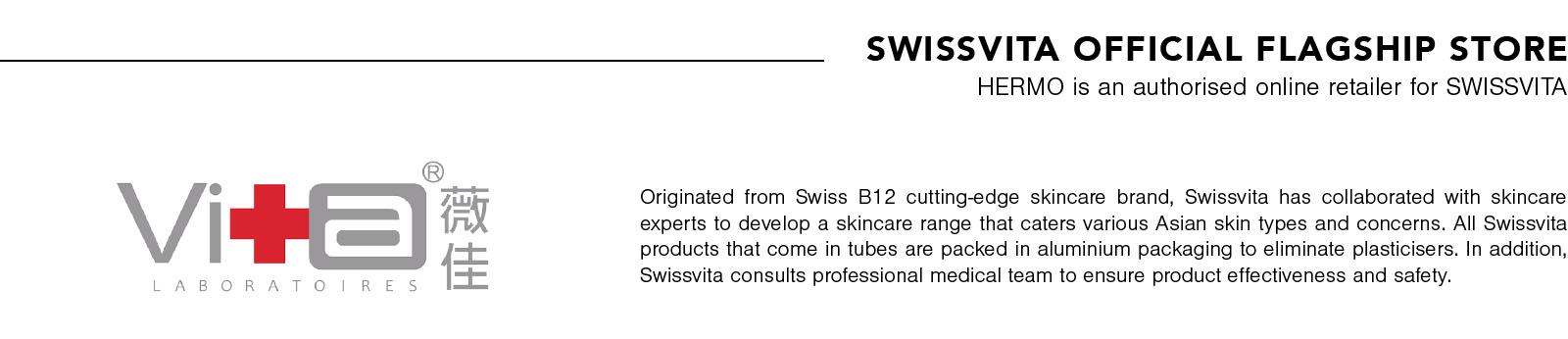 Swissvita Brand Story