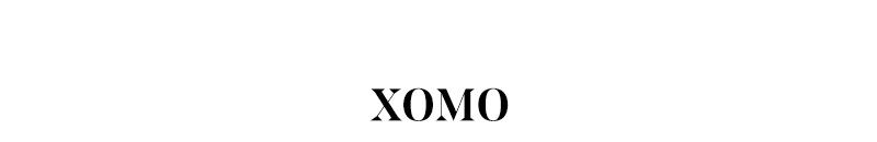 XMAS 18 L'Oreal XOMO Title
