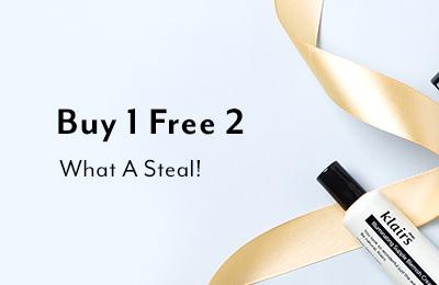 Xmas Dec 2018: W2 - Buy 1 Free 2