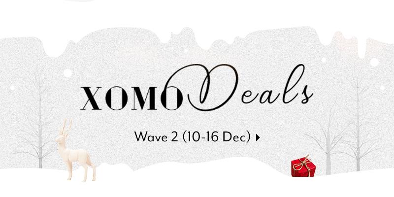 Xmas Dec 2018: XOMO W2