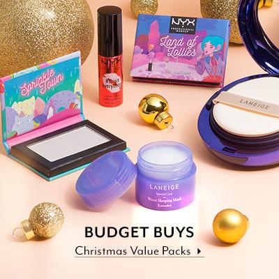 XMAS18 Landing Showcase - W2 : Budget Buys